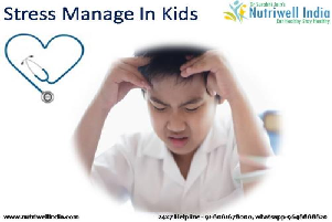diet to manage stress in kids