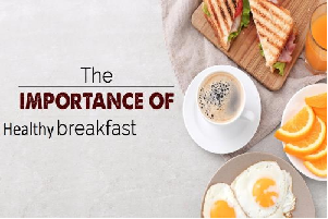 importance of healthy breakfast