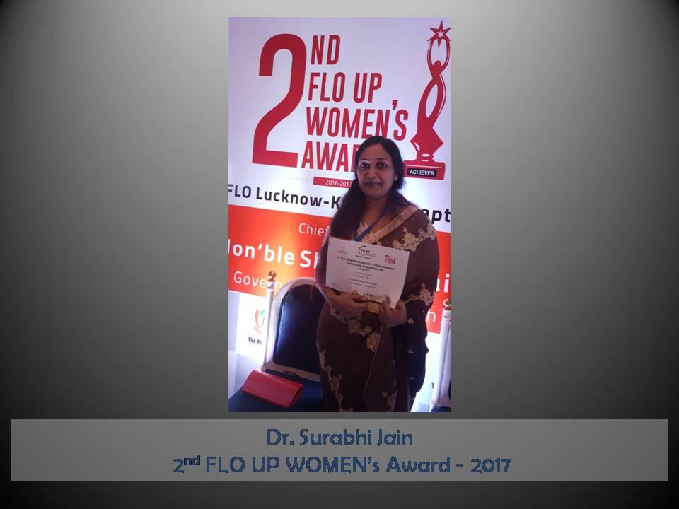 2nd_flo_up_womens_award_to_dr_surabhi_jain