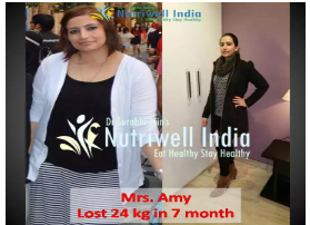 lose weight with PCOD