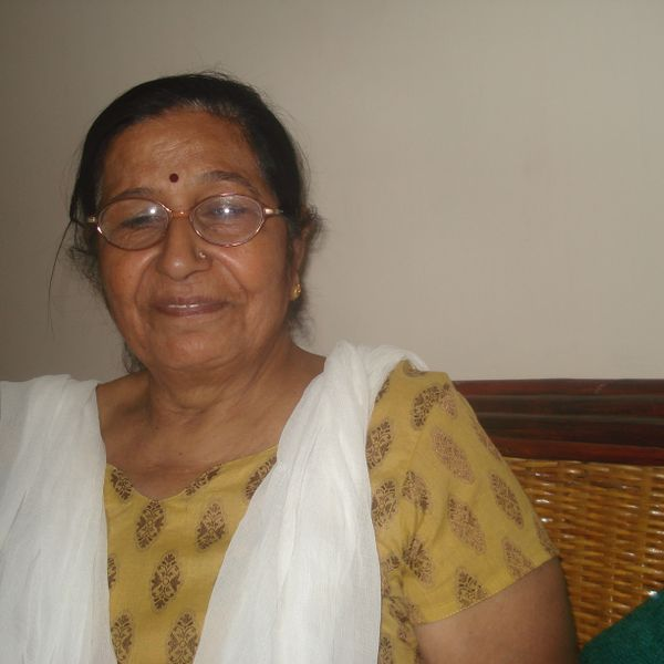 Mrs. Sheela Majumdar