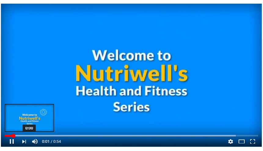 Nutriwell Happy stories