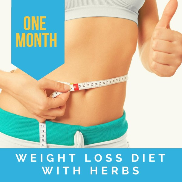 detox herbs for weight loss