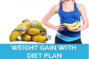 weight gain with diet plan