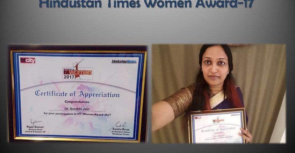 Hindustan Times Women Award