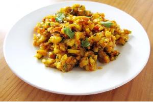 oats bhurji