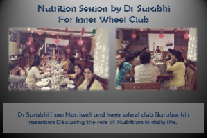nutrition session