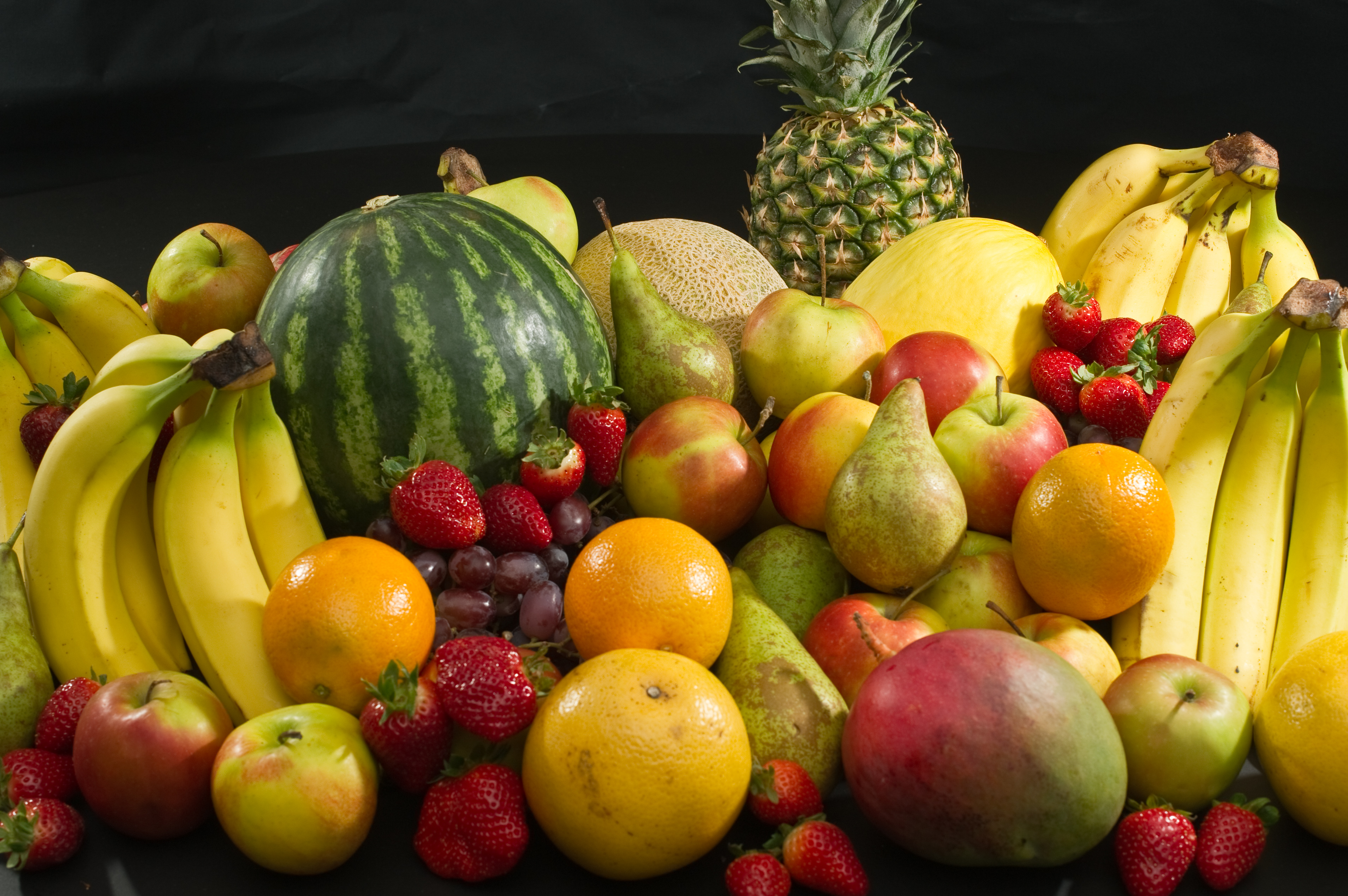 top healthy fruits and their benefits