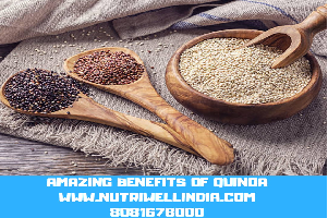 amazing benefits of quinoa