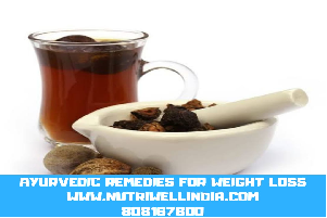 Ayurvedic remedies for weight loss