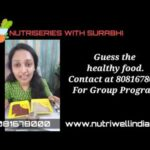 GUESS THE FOOD with Dr Surabhi, No one was able to guess these simple superfoods. Dr Surabhi Jain