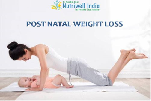 post natal weight loss