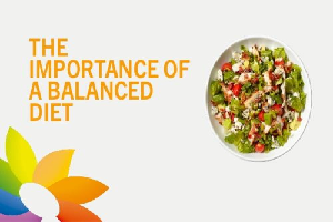 importance of a balanced diet