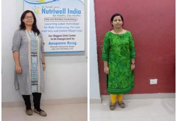 Weight loss story: Adtrita Roy Chowdhary
