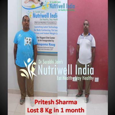 fat loss clinic nutriwell