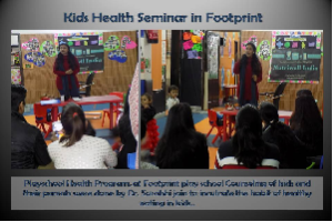 footprint playschool counselling