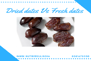 dried dates vs fresh dates
