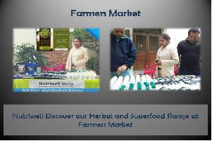 farmer's market lucknow