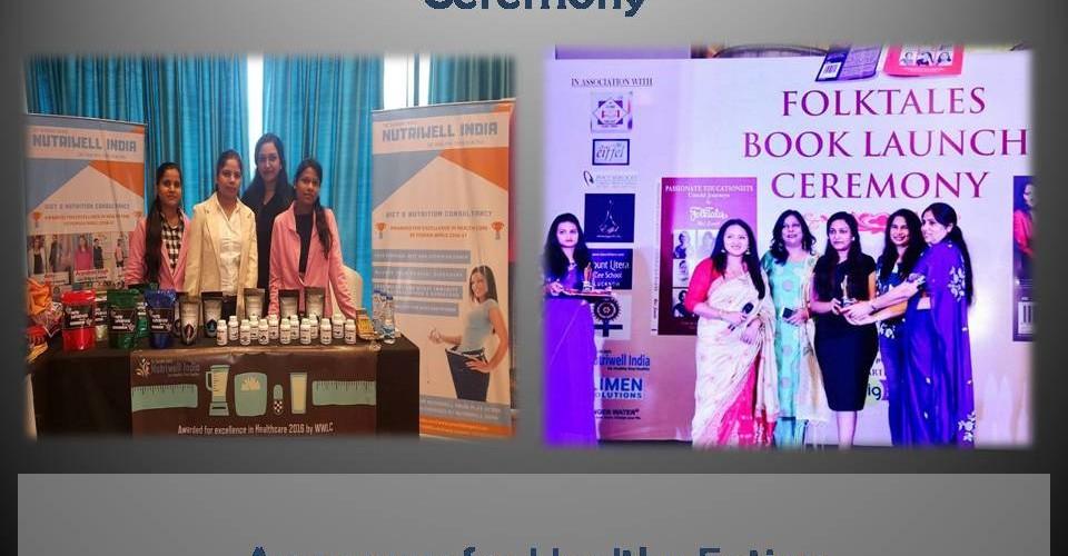 folktale book launch ceremony