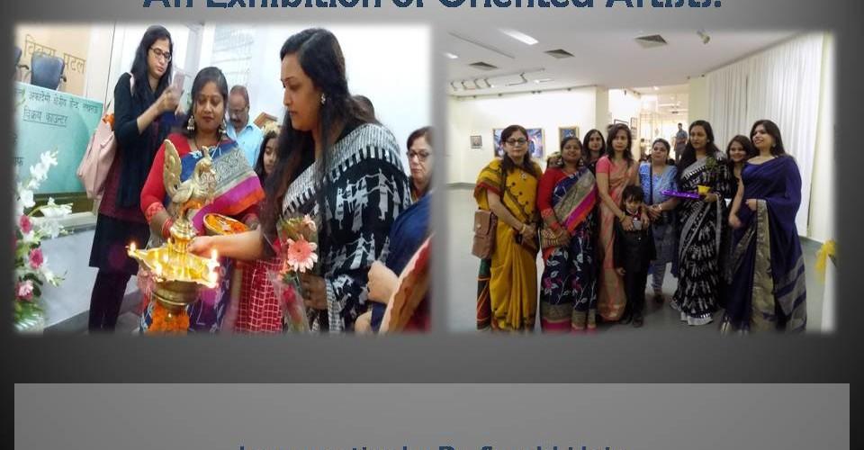 art exhibition inauguration