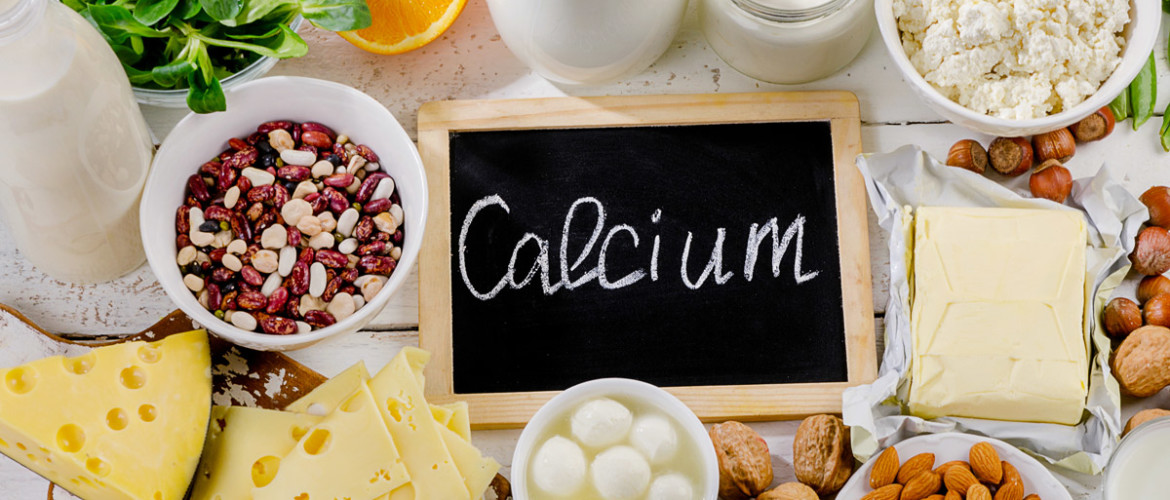 calcium sources