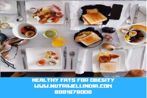 Healthy fats for obesity