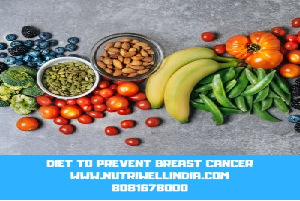 Diet to prevent breast cancer