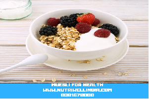Muesli for health